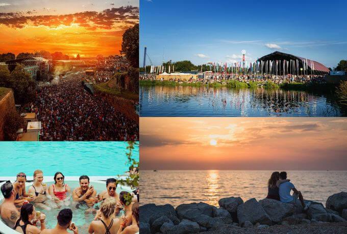 Some good European summer festivals of 2019 - Proti šedi