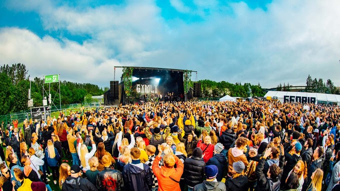 Robert Plant, Rita Ora And Many Others For Secret Solstice
