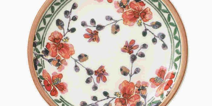 Pečivový Talíř Od Villeroy & Boch Z Kolekce Artesano Provencal Lavendel 16 Cm Cena 535 Kč Potten & Pannen - Staněk