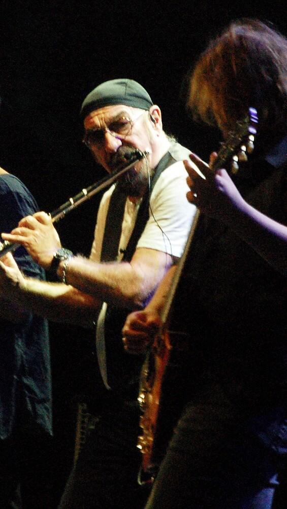 Jethro Tull, foto Jiří Janda