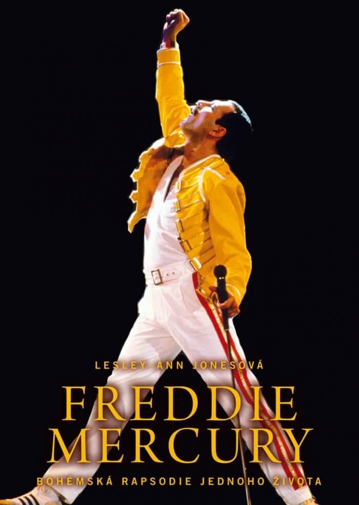 Tip Na Knihu: Freddie Mercury. Bohémská Rapsodie Jednoho života