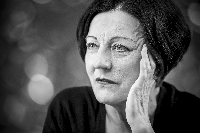 HERTA MÜLLER, foto Stephanie von Becker