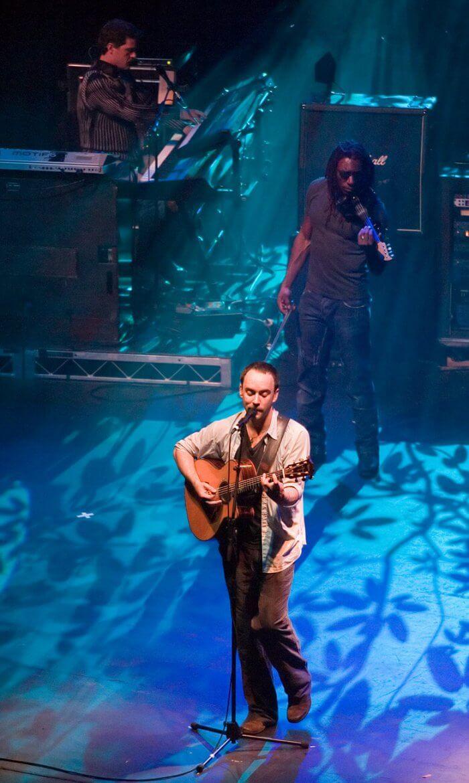 Pojďte Na Dave Matthews Band!