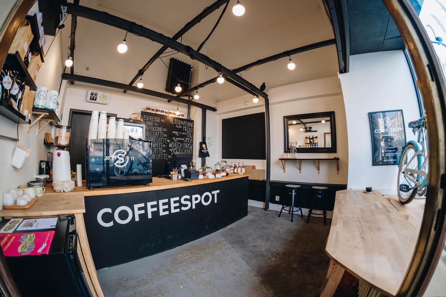 Coffeespot Žižkov
