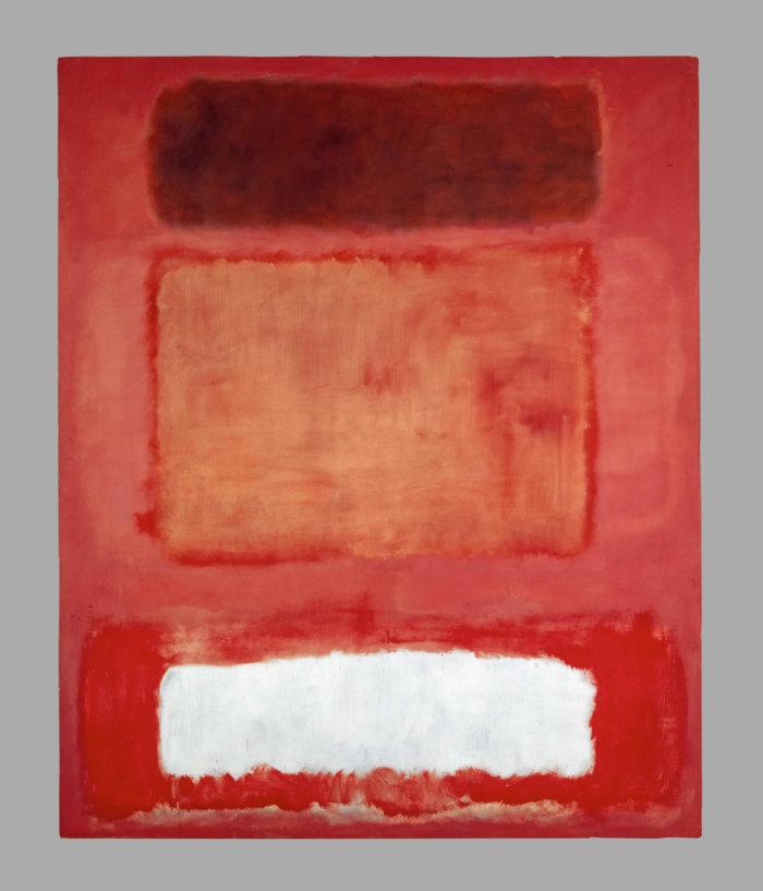 Připomínáme – Mark Rothko Poprvé V Rakousku