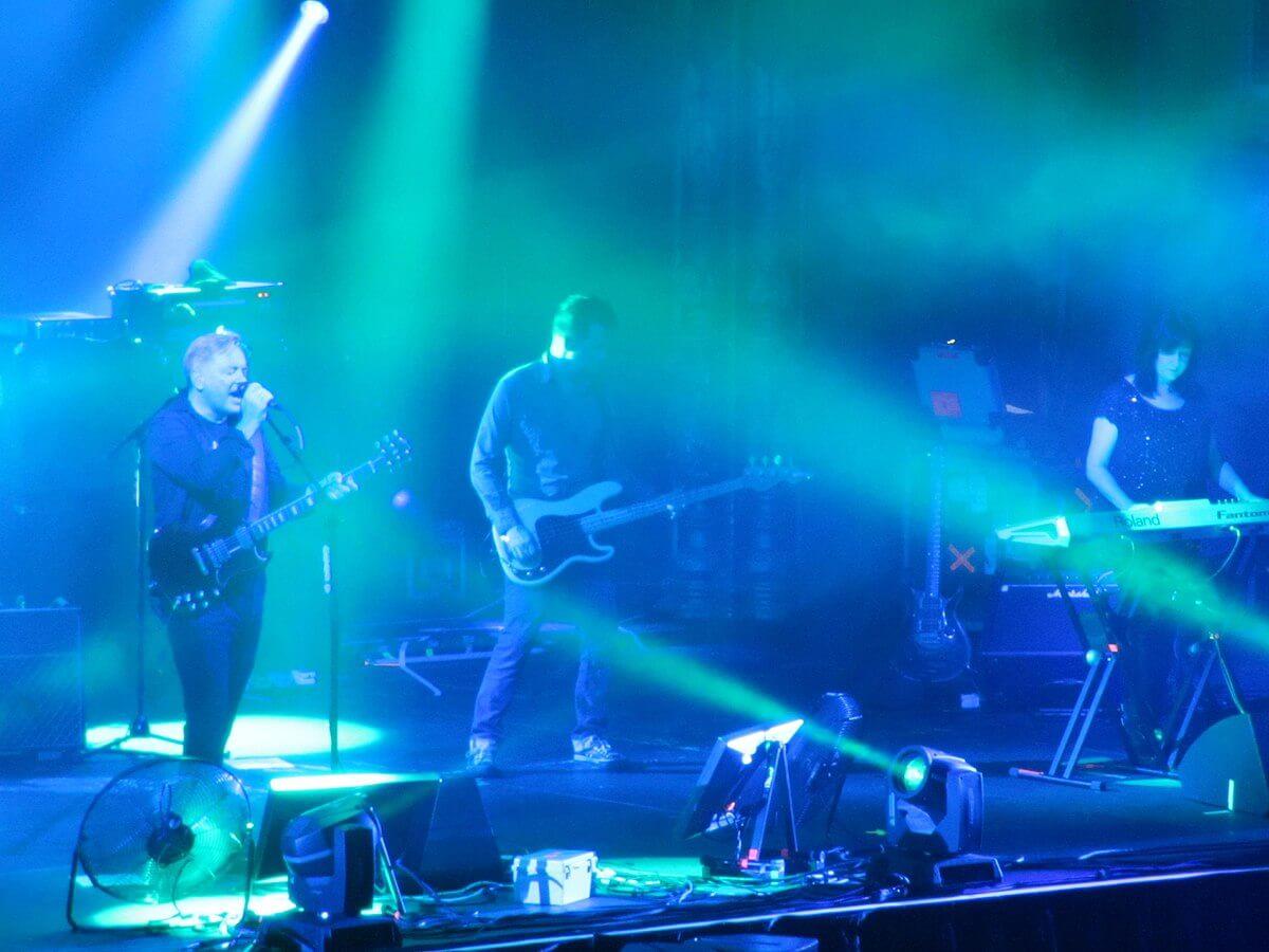 New Order v roce 2012. By swmfinfan - <a rel=