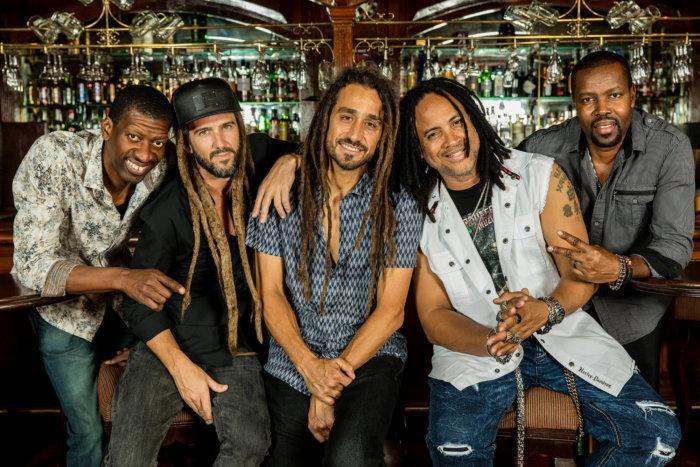 Americká Reggae Legenda Big Mountain Je V Česku