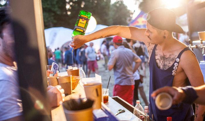 Becher Zone Na KVIFFu Nabídne Oficiální Drink Festivalu