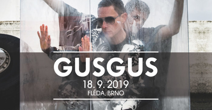 Islandská Elektronická Kapela GusGus Přijede Do Brna