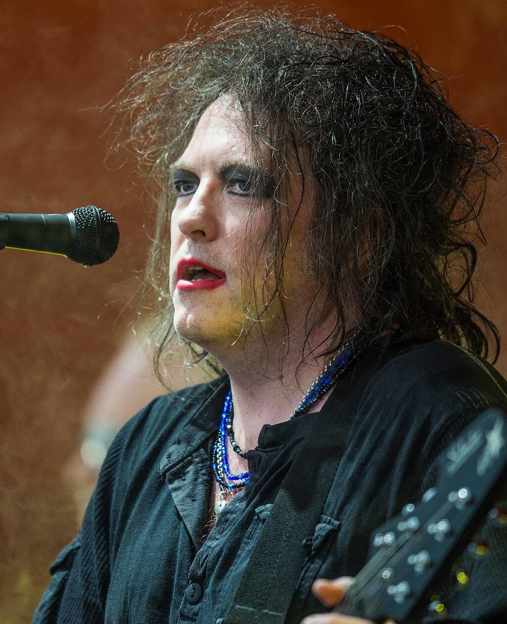 Robert Smith  by Bill Ebbesen [<a href=