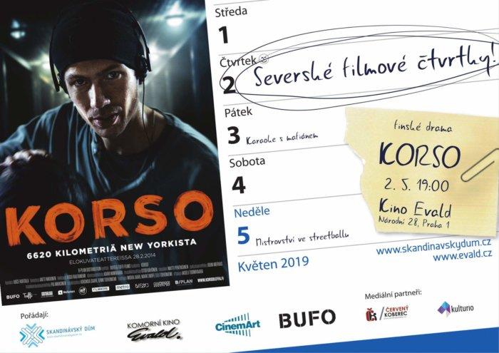 Severský Filmový čtvrtek Vás Zavede Do Ulic Finska