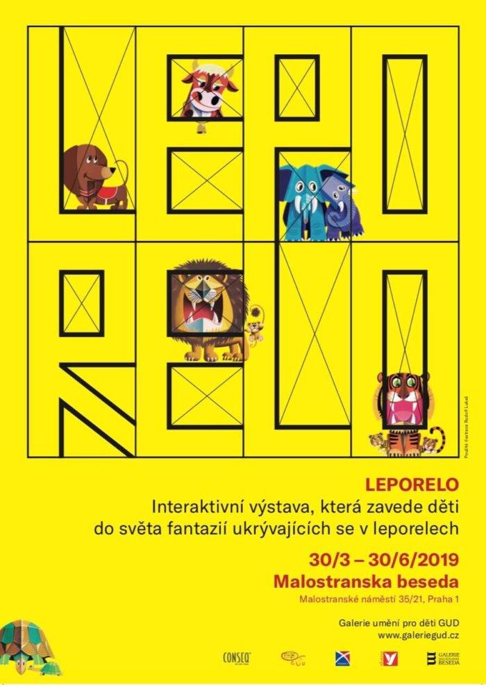 Tip Na Interaktivní Výstavu: LEPORELO