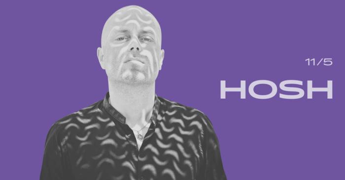 Hamburský Producent HOSH Se Vrací Do ROXY