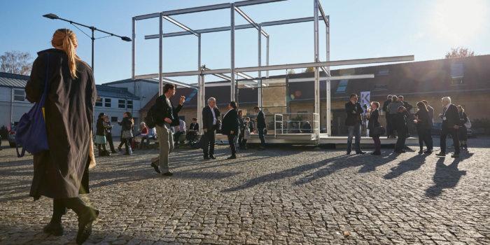 Konvent Der Baukultur 2018 - Atmosphäre / BauhausTWINS Potsdam, 2018  © Fabian Schellhorn