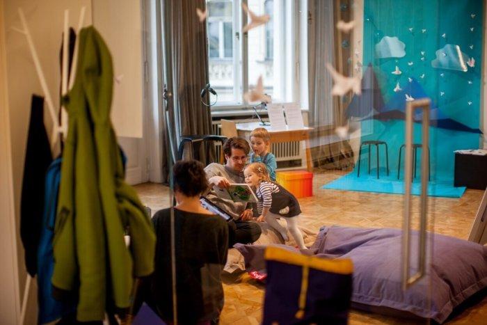 Goethe Institut Nabízí Dětský Prostor