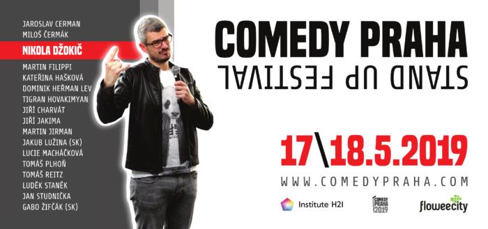 Na Festivalu Comedy Praha 2019 Se Představí špičky Standup Scény