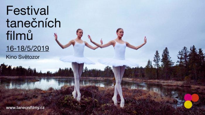 Zítra Začíná Festival Tanečních Filmů 2019