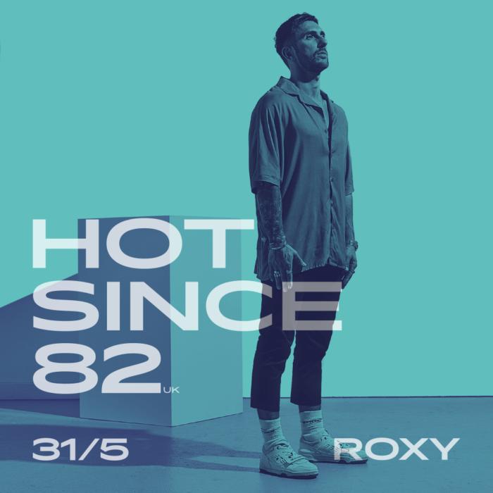 Vyhrajte Vstupy Do Roxy Na Hot Since 82