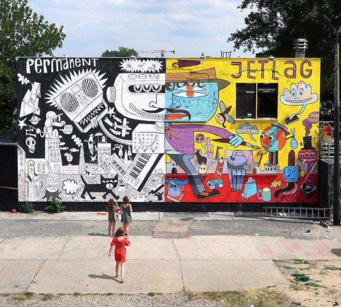 Trafo Gallery / Urban Spree / Berlin Praha Barter