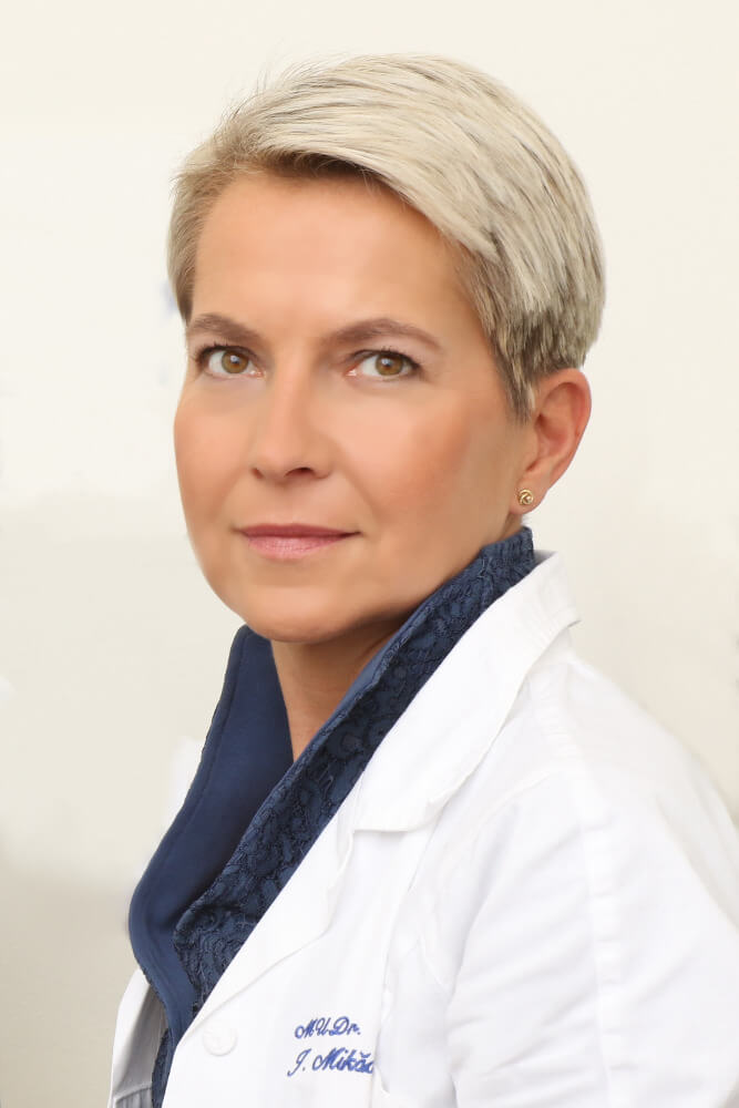 MUDr. Jana Mikšovská, foto Side-Effect