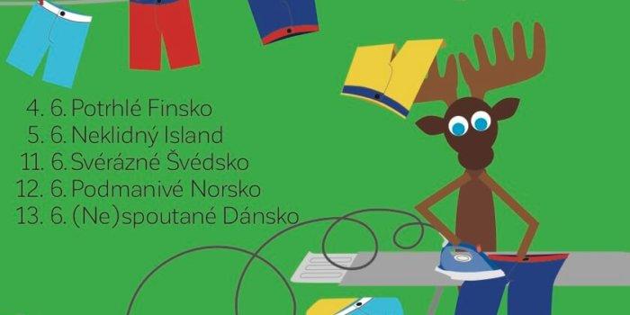 Plakát Severske Kratasy 2019