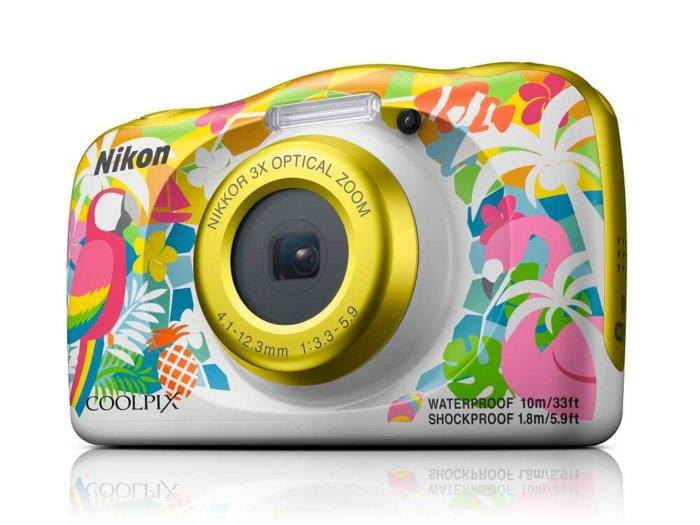 Tip Na Fotoaparát: Nikon COOLPIX W150
