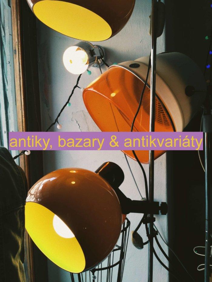 Nejlepší Antikvariáty A Bazary V Praze? Máme Jejich Seznam!