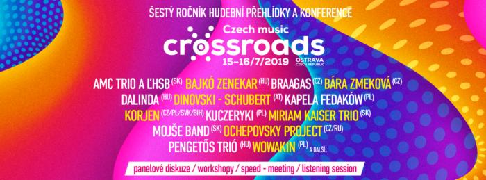 Czech Music Crossroads Překračují Hranice Států I žánrů