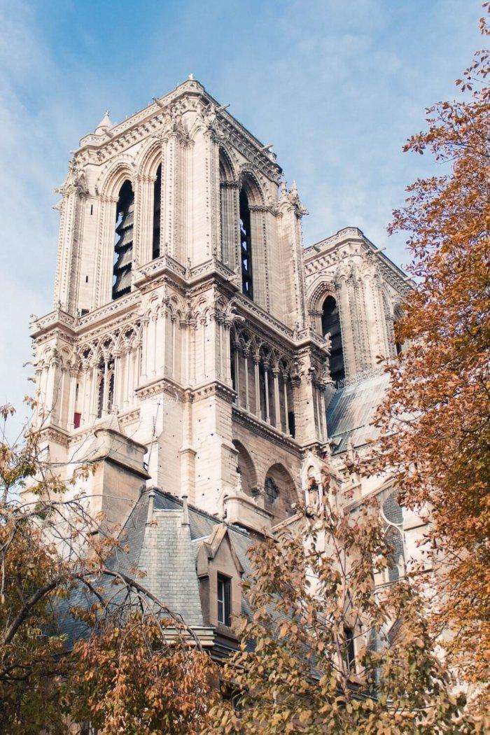 Video: Uvnitř Notre Dame Po Požáru