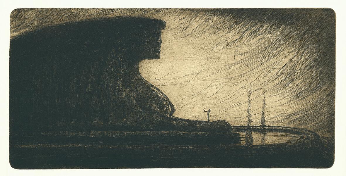 © František Drtikol – dědicové,  Z cyklu Matka-Země, 1923