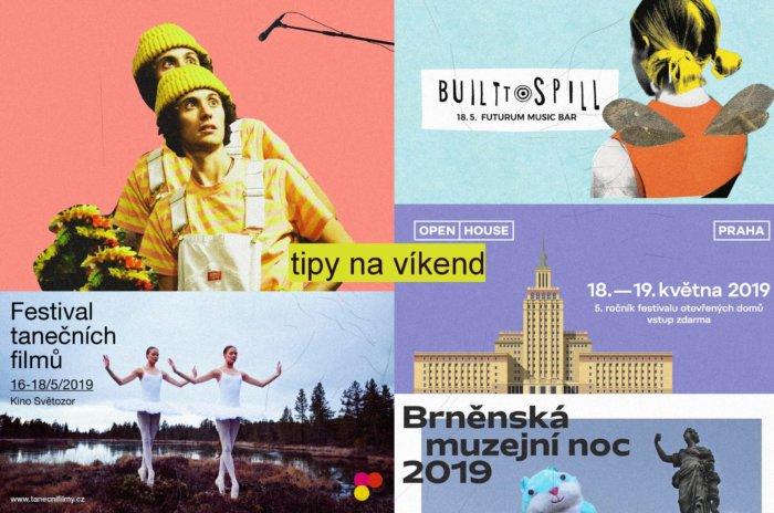 Tipy Na Víkend 17. – 19. 5. 2019