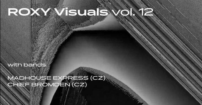 Roxy Visuals Vol. 12 Představí Zajímavé české Výtvarníky I Kapely