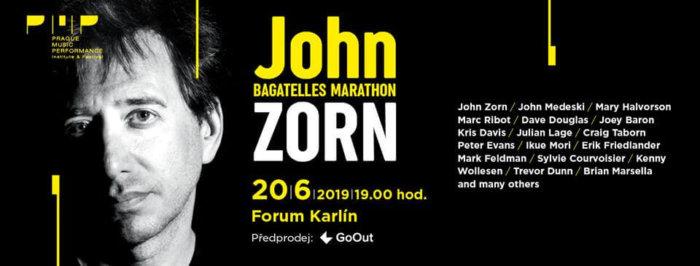 Vyhrajte Lístky Na Johna Zorna