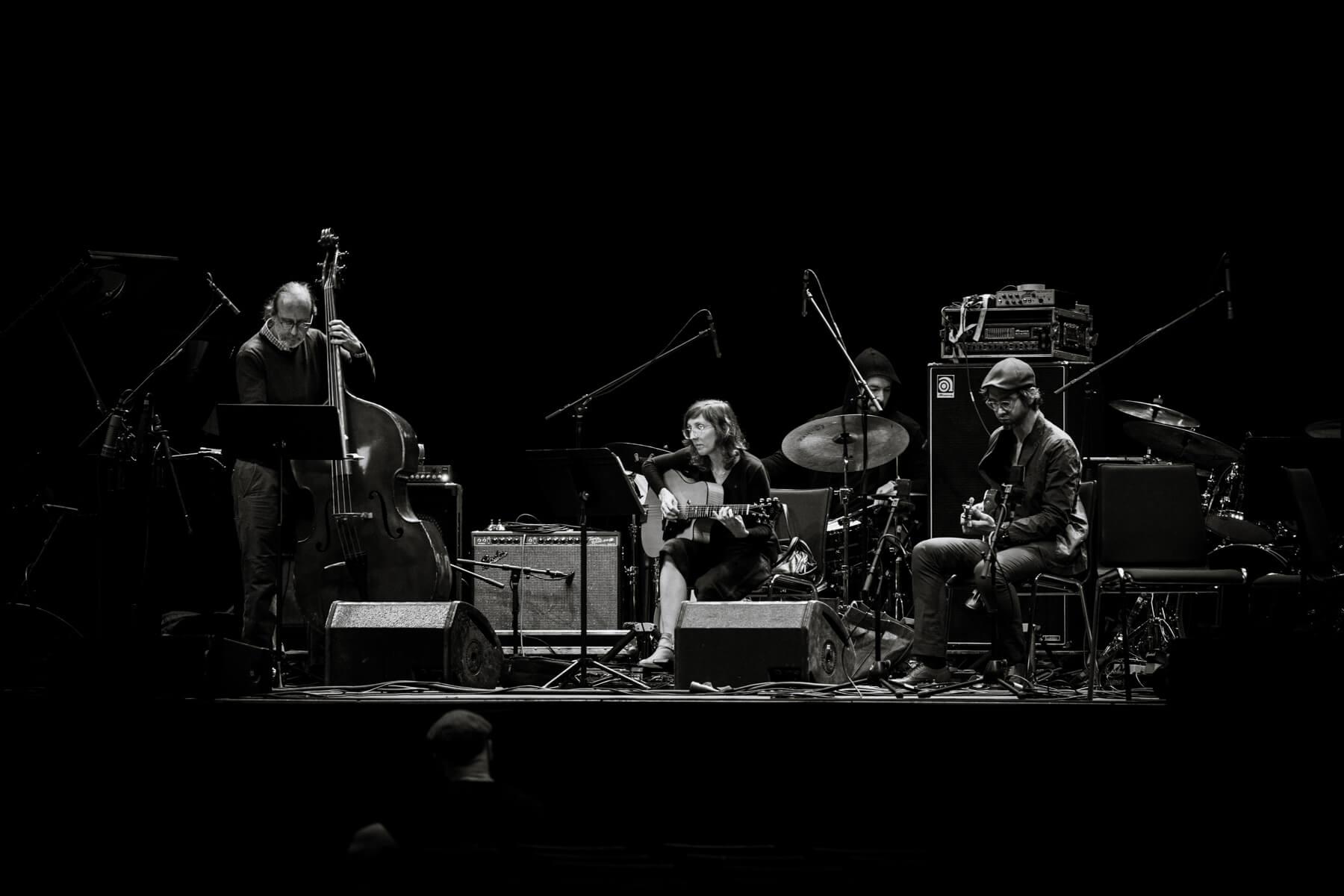 7 Mary Halvorson Quartet