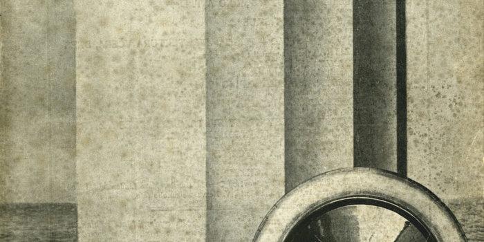 Bedřich Feuerstein, Jaromír Krejcar, Josef Šíma, Karel Teige (obálka / Umschlag) – Život II. Sborník Nové Krásy, 1922.