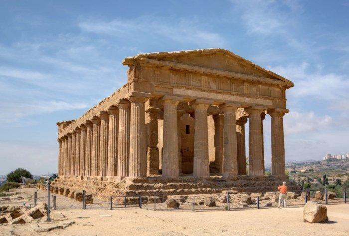 Kam Na Sicílii (III.): Agrigento