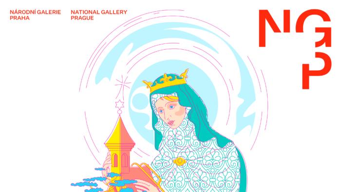 Národní Galerie Ožila Potřetí Letním Programem Anežka Live!