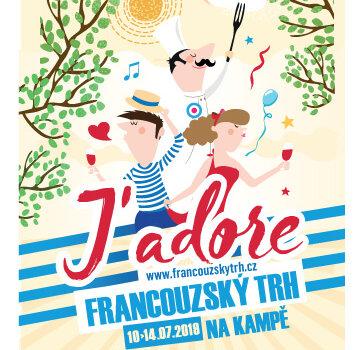 Poster Francouzský A6