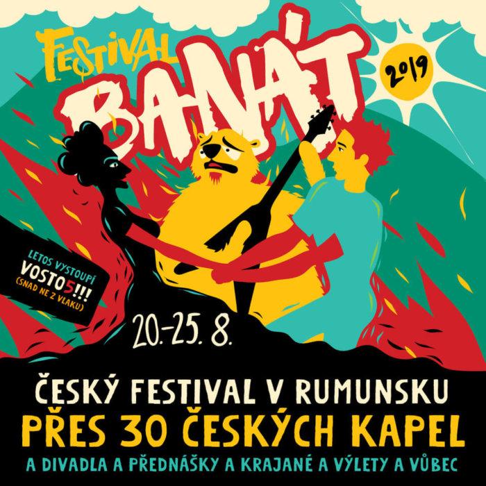 Jeden Z Nejdelších Vlaků české Historie Míří Potřetí Na Festival Do Banátu!