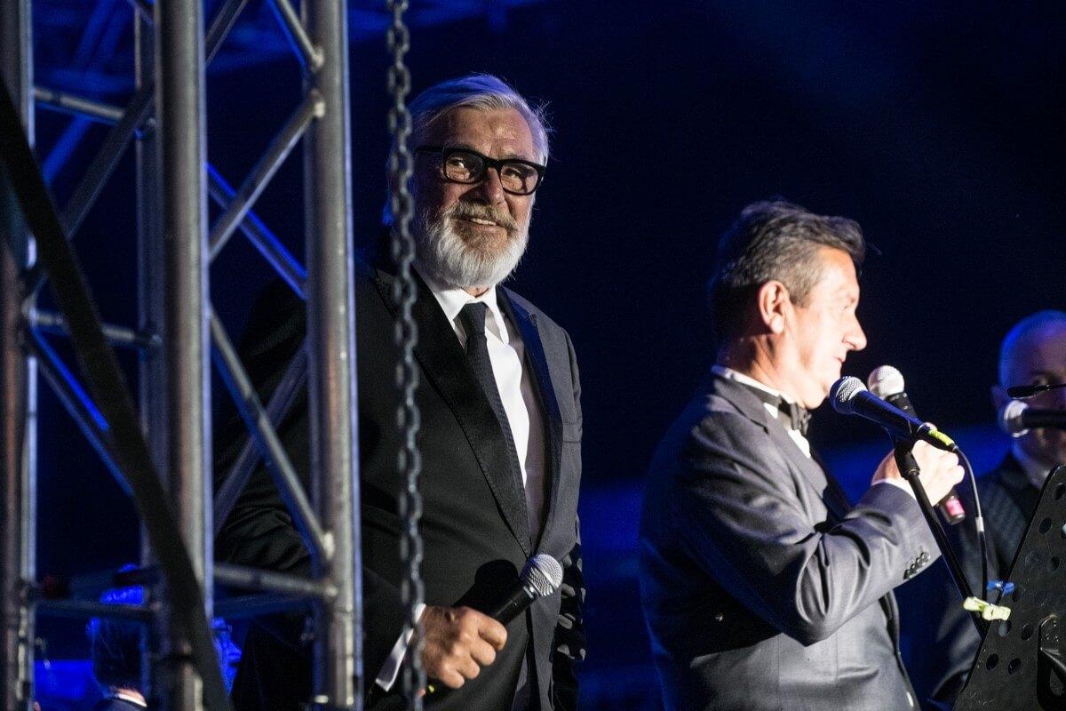 Da58 Prezident Festivalu Jiri Bartoska A Generalni Reditel Unipetrolu
