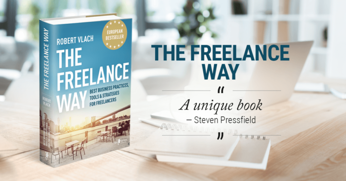 Book Tip: The Freelance Way