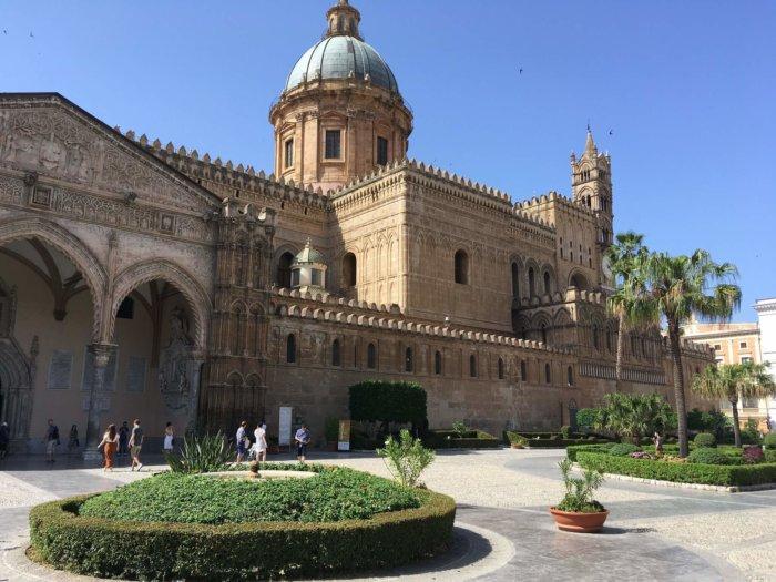 Kam Na Sicílii (I.): Palermo