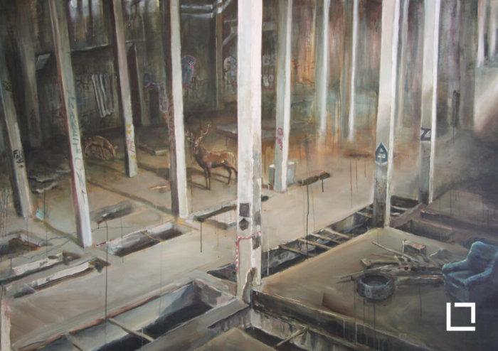Tip Na Výstavu: Matěj Rejl V Nové Galerii
