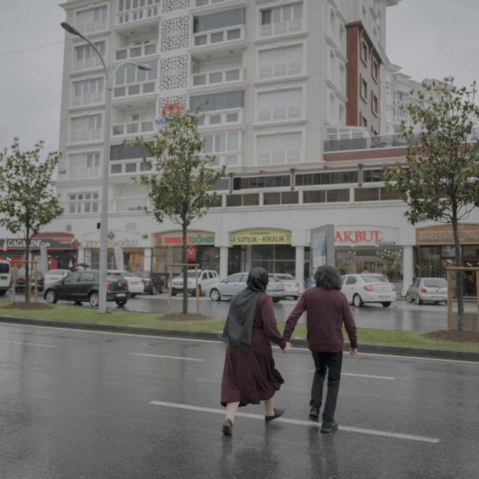 Fotograf Pieter Ten Hoopen Dokumentuje Příběhy Lásky Na Pozadí Uprchlické Krize