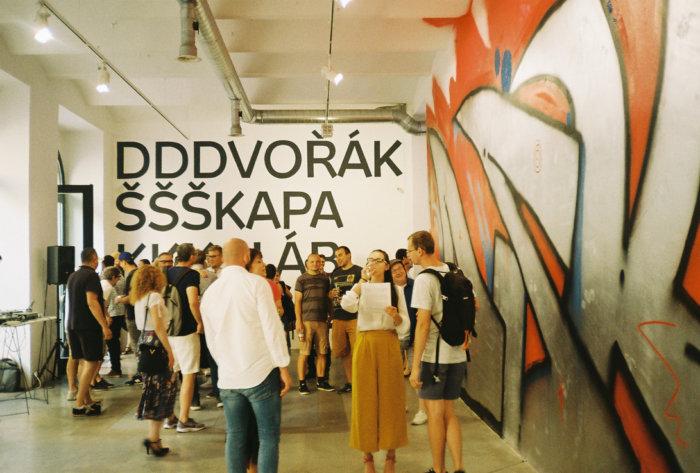Obrázky Z Výstavy DSK: DVOŘÁK, ŠKAPA, KALÁB, OLMER