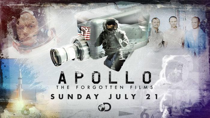 Discovery A Science Channel Oslaví 50. Výročí Přistání člověka Na Měsíci Snímkem Apollo: Ztracené Záznamy