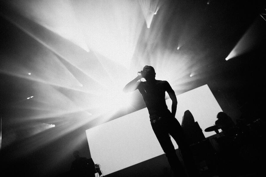 Death Grips - foto Tomáš Kuša