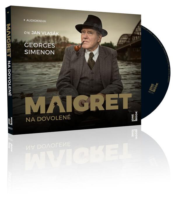 MAIGRET NA DOVOLENÉ: Další Případ Vyšetřovatelského Bručouna Od Georgese Simenona Vyšel Jako Audiokniha