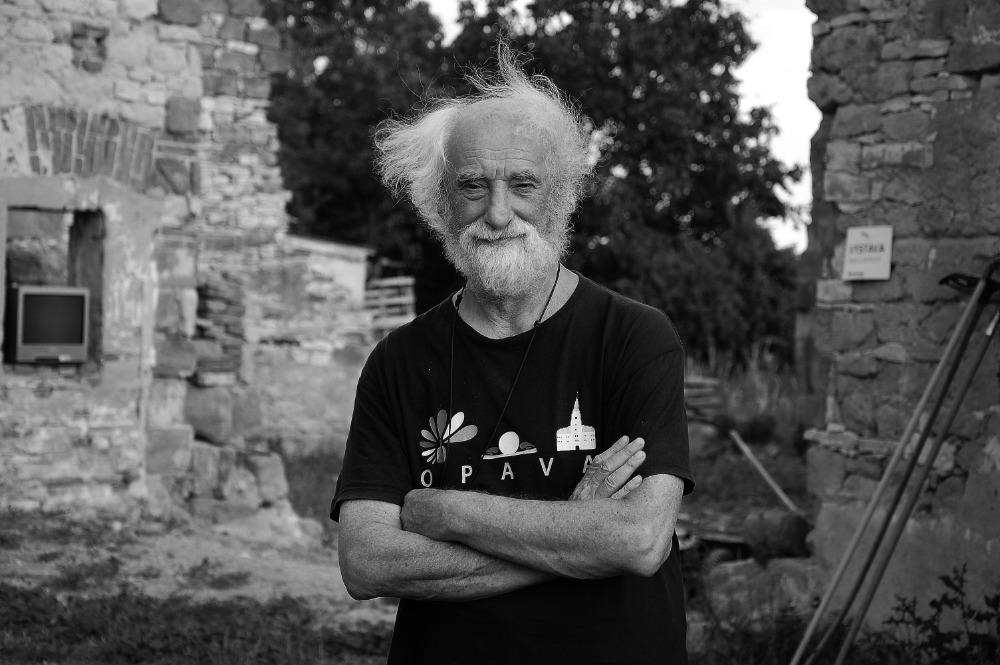 Jindřich Štreit, foto Jiří Janda