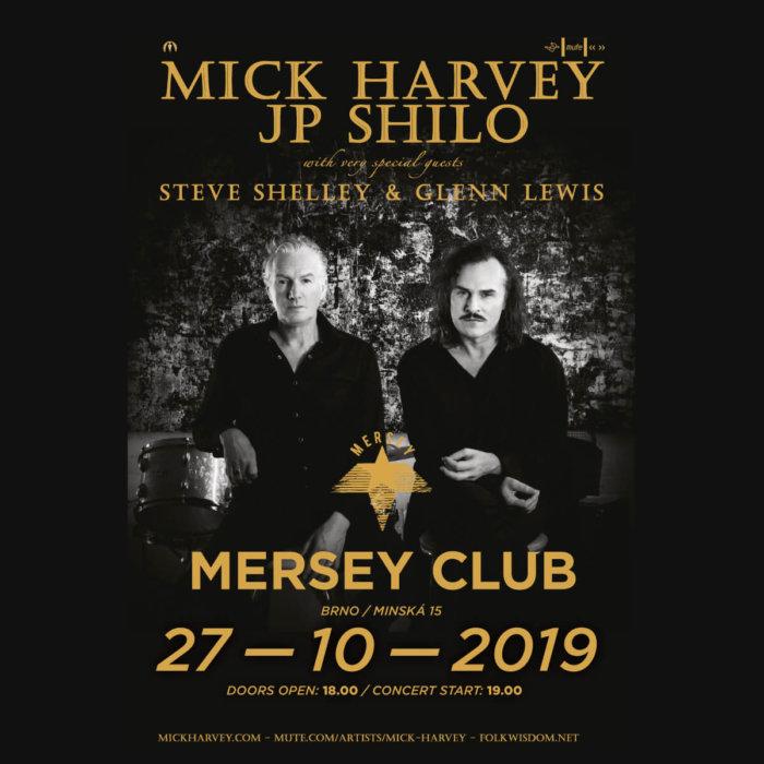 Do Brněnského Mersey Klubu Zavítají Ikony Alternativního Rocku V Rámciprojektu Micka Harveyho
